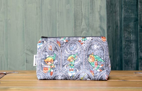 Legend of Zelda washbag