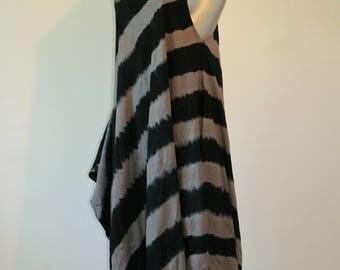 dress batik cotton handicraft