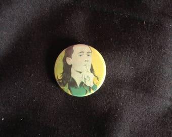 Loki - 25mm Badge
