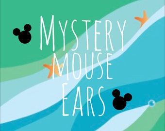 Mystery Mouse Ears