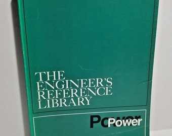 Vintage The Engineers Reference Library Power