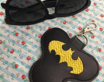 Bat Hero Batman Inspired Fidget Spinner Case / Carrier