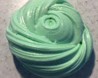 Mint Sorbet Slime (4 oz)
