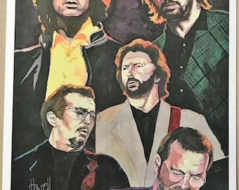 5 Decades of Eric Clapton
