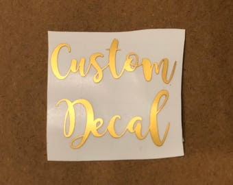Custom Sticker Etsy - Sticker custom vinyl decals for carcustom vinyl decals and stickers by stickythingz on etsy