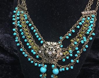 Inca Moonlight Necklace