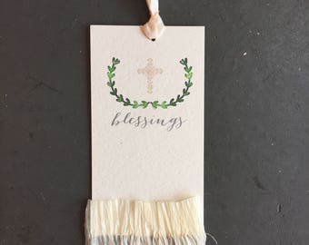 Blessings (Gift Tag)