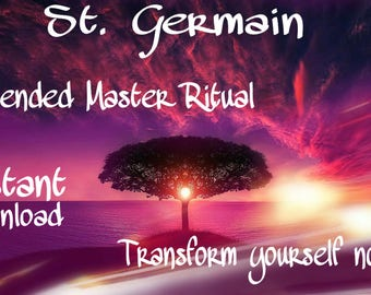 lightfull Energy Ritual by Ascended Master St. Germain