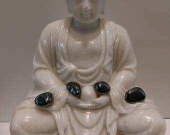 Hematite 18 gr healing, reiki, meditation, natural stones stones, base chakra, sacral Chakra, root chakra stones