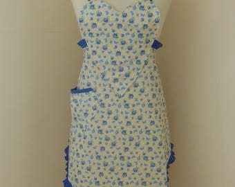 1940's Style Apron