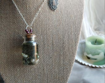 Drop of the Sea Necklace