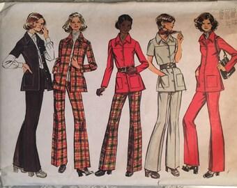 1972 Vintage Simplicity Pattern 5247