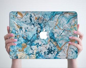 Blue Marble Macbook Case Macbook Case Cover Macbook Case Retina Macbook Pro Case Marble Laptop Case Macbook Air 13 Case Macbook Air 15 Case