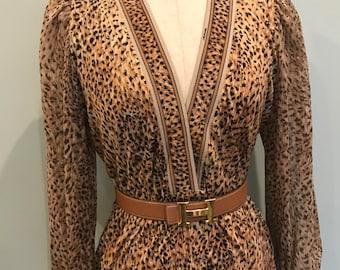 70s Leonard dress