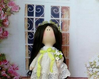 Handmade doll Tilda doll Interior doll