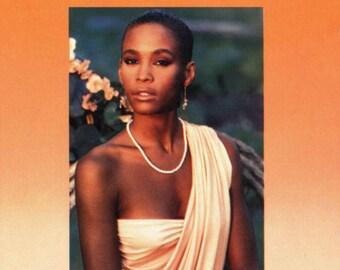 Whitney Houston CD Music 1985 Arista Kenny G Cissy Houston Roy Ayers Marcus Miller Jr. Paul Jackson Narada Michael Walden Kashif