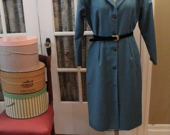 1980's Coat Dress