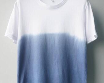 Dip Dye Ombre Super Soft T-Shirt