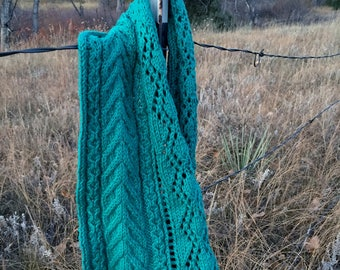 Siskiyou Cowl cotton
