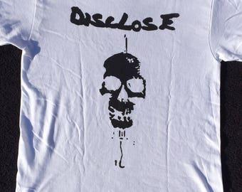 Disclose - No More Pain/Skull TShirt