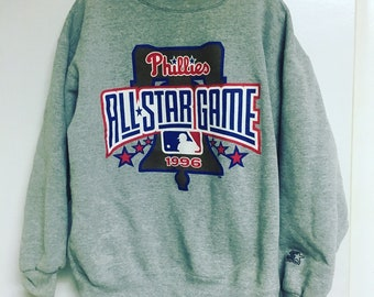 Vintage 90's Philadelphia Phillies sweatshirt