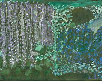 Floral Garden - Print