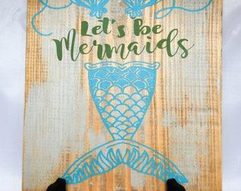Let's Be Mermaid No. 1