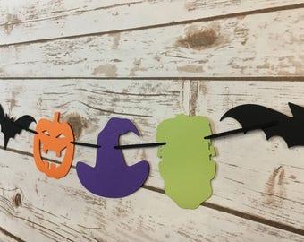 Halloween Garland | Halloween Party Decorations