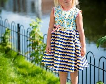 Dress by organic cotton