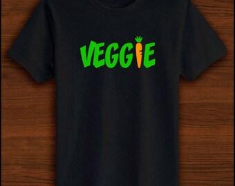 Veggie Lover | Vegan Clothing, Vegetarian Clothing, Veggie, Proud Vegetarian, Vegetarian Gifts, Animal Rights, Animal Awareness