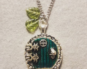 Hobbiton Cameo Necklace