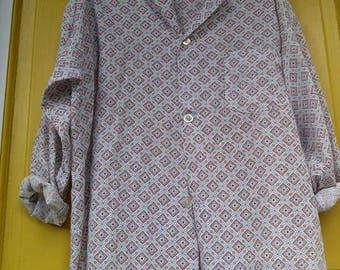 Vintage 1970's Sleep Shirt