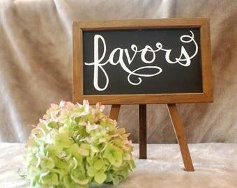 Wedding favors sign   Wedding   Favors   Wedding signs   Wedding decorations   Wedding   Chalkboard signs   Chalkboards   Bridal shower sign