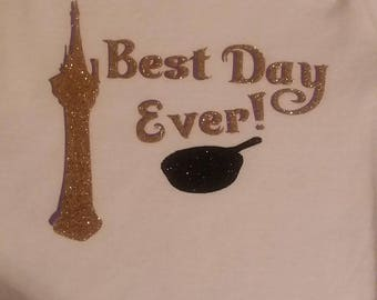 Best Day Ever Adult T-Shirt