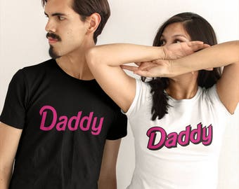 Daddy Shirt - Kylie Jenner Tshirt - DDLG tee - Daddy Graphic Tee Mens - Womens T-shirts DDLG Shirt