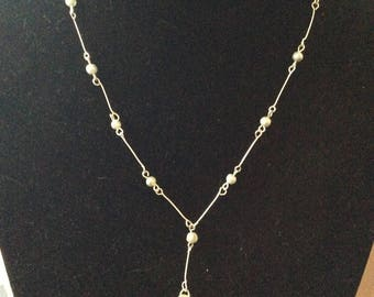 SIlver Tone Necklace [SKU358]