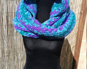 Hooded Granny Cowl
