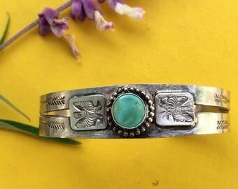 Double Headed Eagles Cuff Bracelet