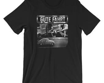 Travel Gute Fahrt All Cotton Short-Sleeve Unisex T-Shirt