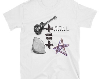 ROCK + STAR Spartees Short-Sleeve Unisex T-Shirt