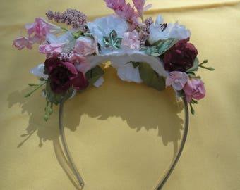 Headband - Garden Fairy
