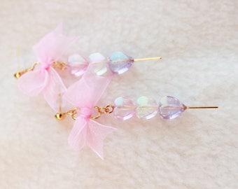 Triple Magical Lollipop Earrings
