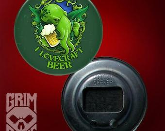 Bottle opener I Lovecraft Beer