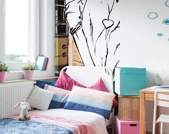 Decor Streetfashion 89 x 260 or 300 cm (made in France) delivered within 10 days
