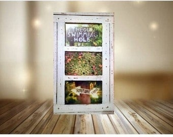 home decor photography. Framed Photography  Rustic Art Triple Frame Decor Home Cabin photography Etsy
