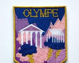 Olympus patch