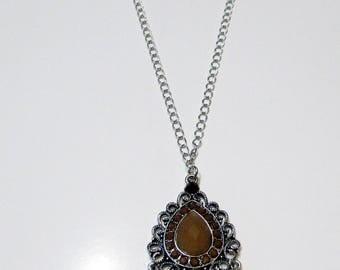 Necklace pendant Crystals