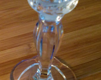 Glass Candles candles standard over 24% Crystal Bavaria West Germany