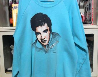 Vintage 1987 Elvis 'Unforgettable'  Crewneck