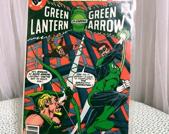 1979 Green Lantern Co-Starring Green Arrow #119 DC Comic Book